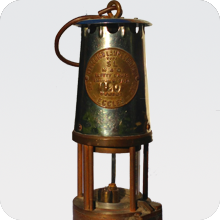 Flame Safety Lamp