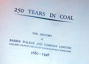 Whitelocks definitive history of the Barber Walker Company published in 1956.