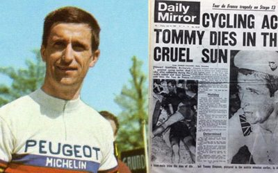 50th anniversary – Death of Champion Cyclist Tom Simpson