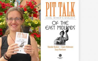 New Book – Pit-Talk of the East Midlands