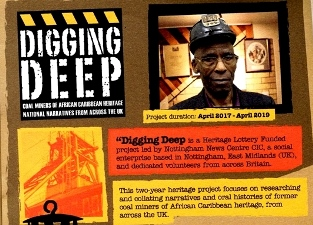 Digging Deep: Coalmining Heritage Project – Free Visit to National Coalmining Museum.