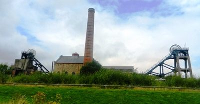 Pleasley Colliery Open Weekend – Sat 9th and Sun 10th Sept 2017.
