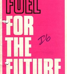 Fuel for the Future – 50th anniversary of the White Paper on UK Fuel Policy