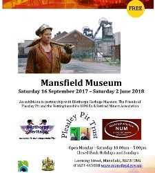 The Life of a Coalminer – Mansfield Museum