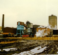 Linby Colliery (1873 – 1988) – 30th Anniversary of closure