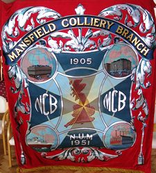 Mansfield Colliery – 30th anniversary of closure