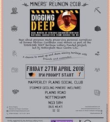 Digging Deep Project: Miners Reunion 2018
