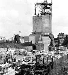 Shirebrook Colliery: 25th anniversary of closure