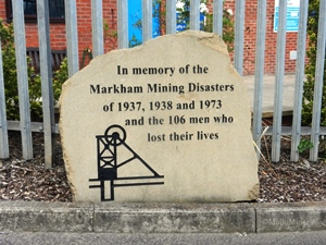 Markham Colliery (Derbyshire) – 25th anniversary of closure