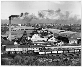 75th Anniversary: Coppice Colliery Ignition 1943