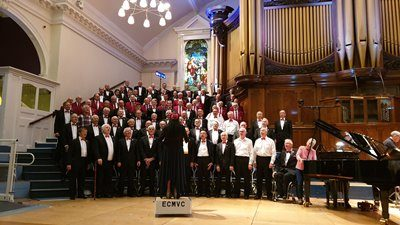 Eastwood Collieries Male Voice Choir: Celebrating 100 years.