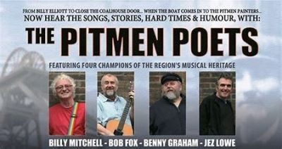 The Pitmen Poets at Mansfield Palace Theatre