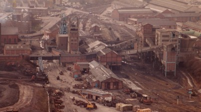 Whats Gray'ner than Gray'n? – Moorgray'n: Moorgreen Colliery closure 35 years on.