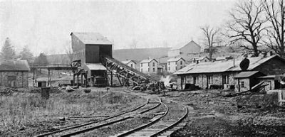 The Wadsworth Coalmines, Ohio.